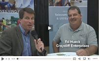 Click here to see this insightful interview with Ed Heuck regarding the Broadband Stimulus