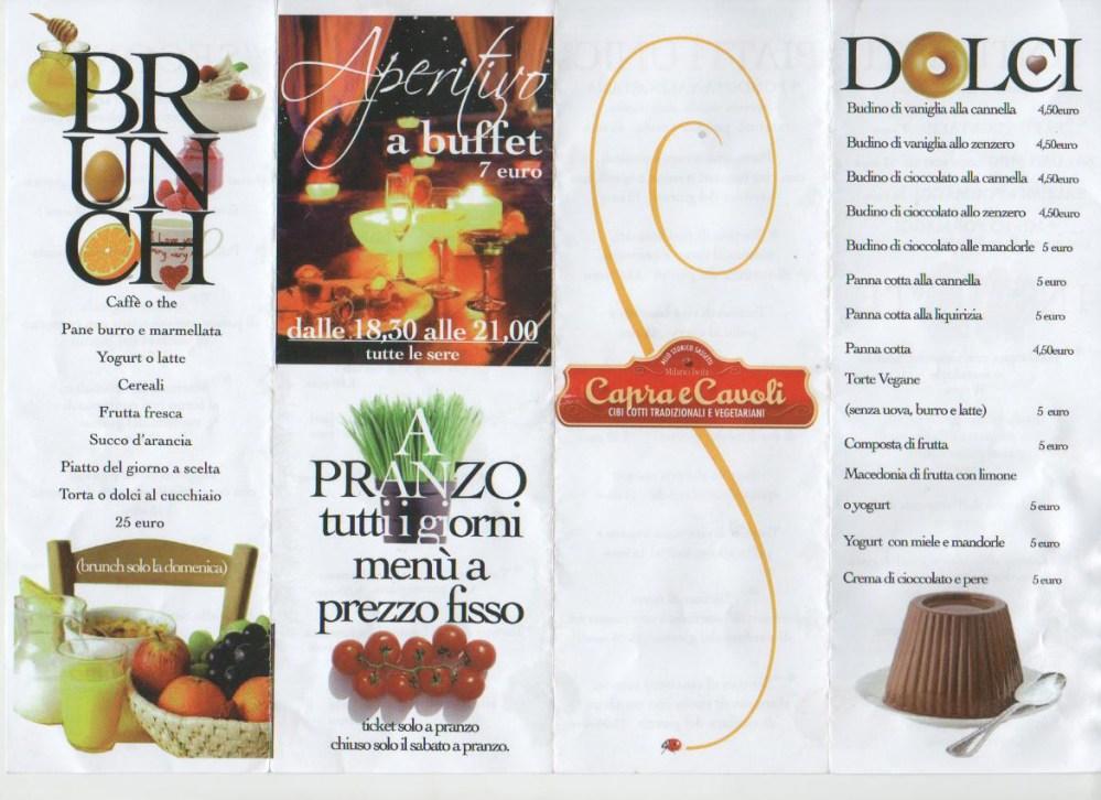 A cena da Capra e Cavoli (ex-Circolo Sassetti), quartiere Isola, Milano. (4/5)