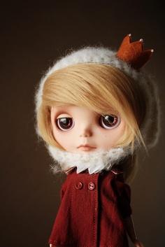 Christmas Blythe Dolls