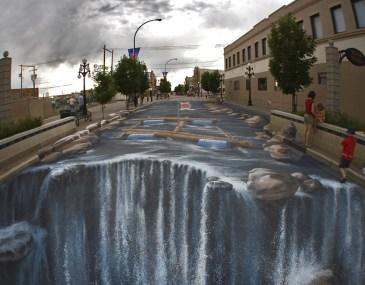 3d-chalk-art-waterfall-parking-lot-edgar-mueller2