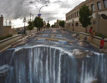 3d-chalk-art-waterfall-parking-lot-edgar-mueller2