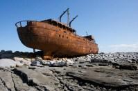 isle of aran shipwreck