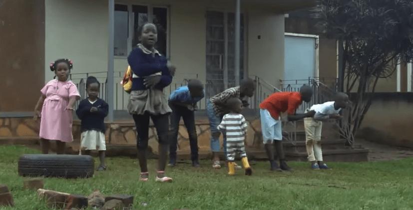 Kids Dancing Jambole Nice Song by Eddy Kenzo