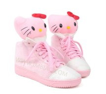 Hot-salling-winter-fashion-hello-kitty-boots-for-women-s-shoes-pink-hello-kitty-shoes-free