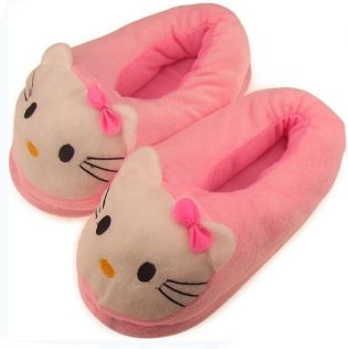 Pink-Hello-Kitty-Flip-Flops