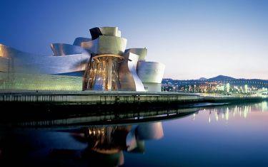 Spain, Museo Guggenheim Bilbao (Guggenheim Museum in Bilbao)