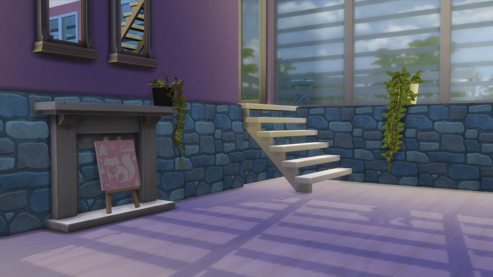 Split Level Home for Sims 4