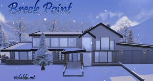 Breck Point for Sims 4