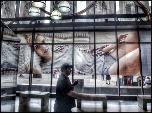 "Carlos Byron, ""Back Bay Station,"" photography, 7"" x 9 1/2"", Fall 2015"