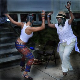 """Don West, """"STOOPdanza,"""" from """"JUSTICE on the STOOP"""" series, Photography"""