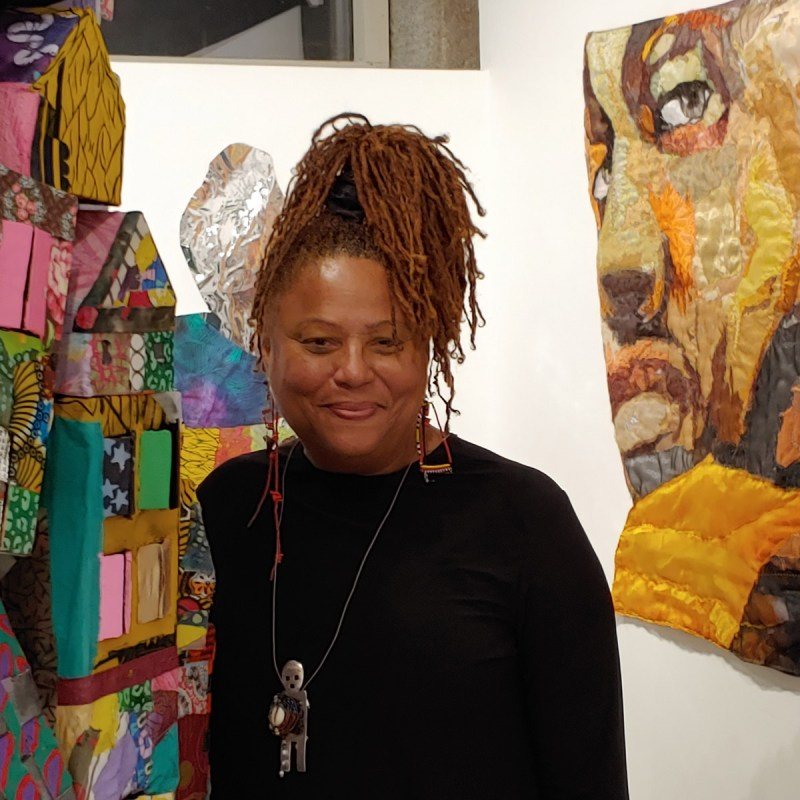 L'Merchie Frazier, Boston Artist-in-Residence with Entre Familia