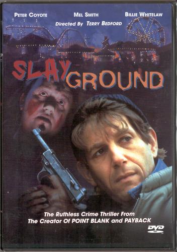 Anchor Bay Region 1 DVD front