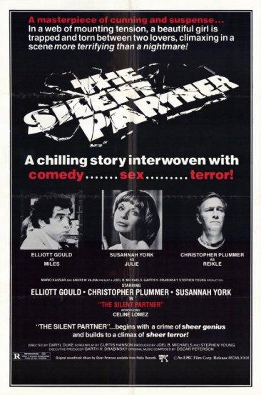 The Silent Partner (1978) poster