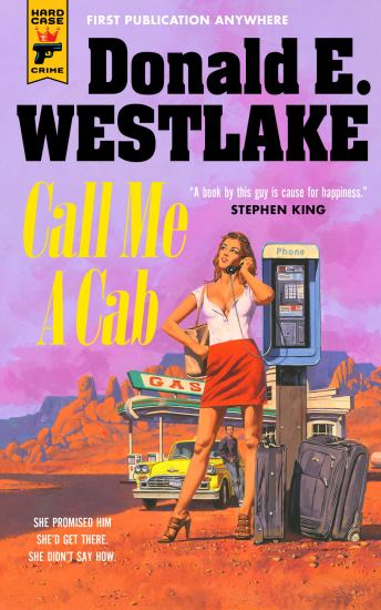 Cover of Call Me a Cab by Donald Westlake