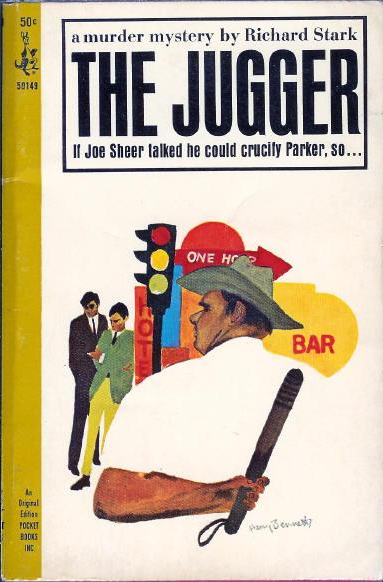 The Jugger by Richard Stark (AKA Donald Westlake)