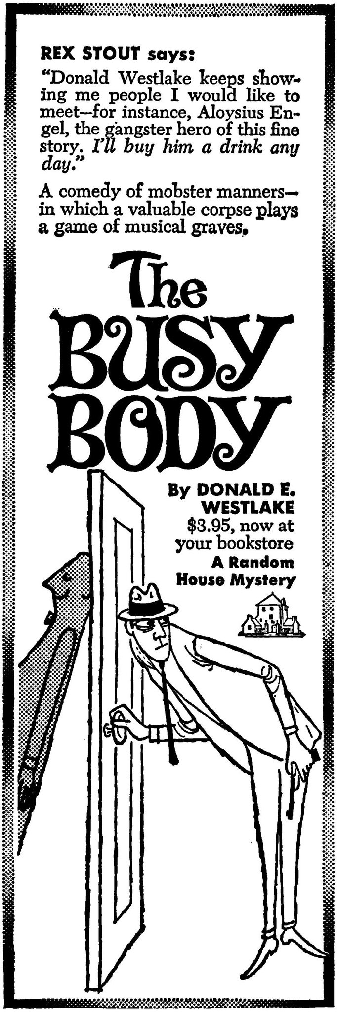 A 1966 Ad For The Busy Body
