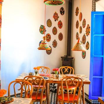 Dining room inspiration. http://salutmaroc.com