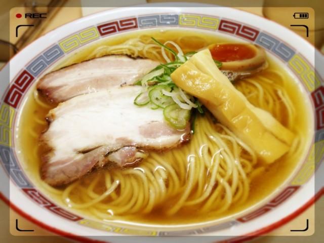 【並んでも食べたい!】煮干鰮らーめん圓(エン)@八王子