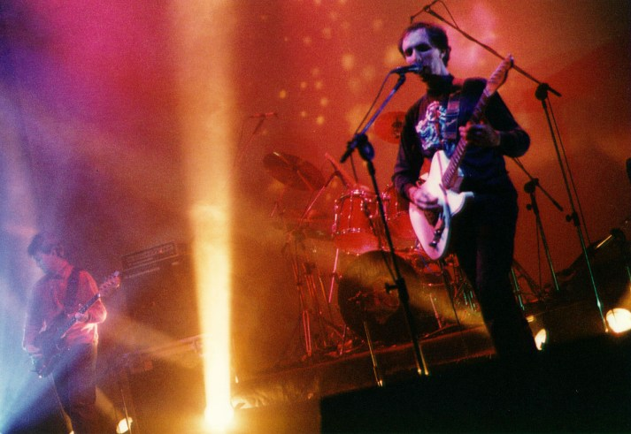1995, SESC Pompeia