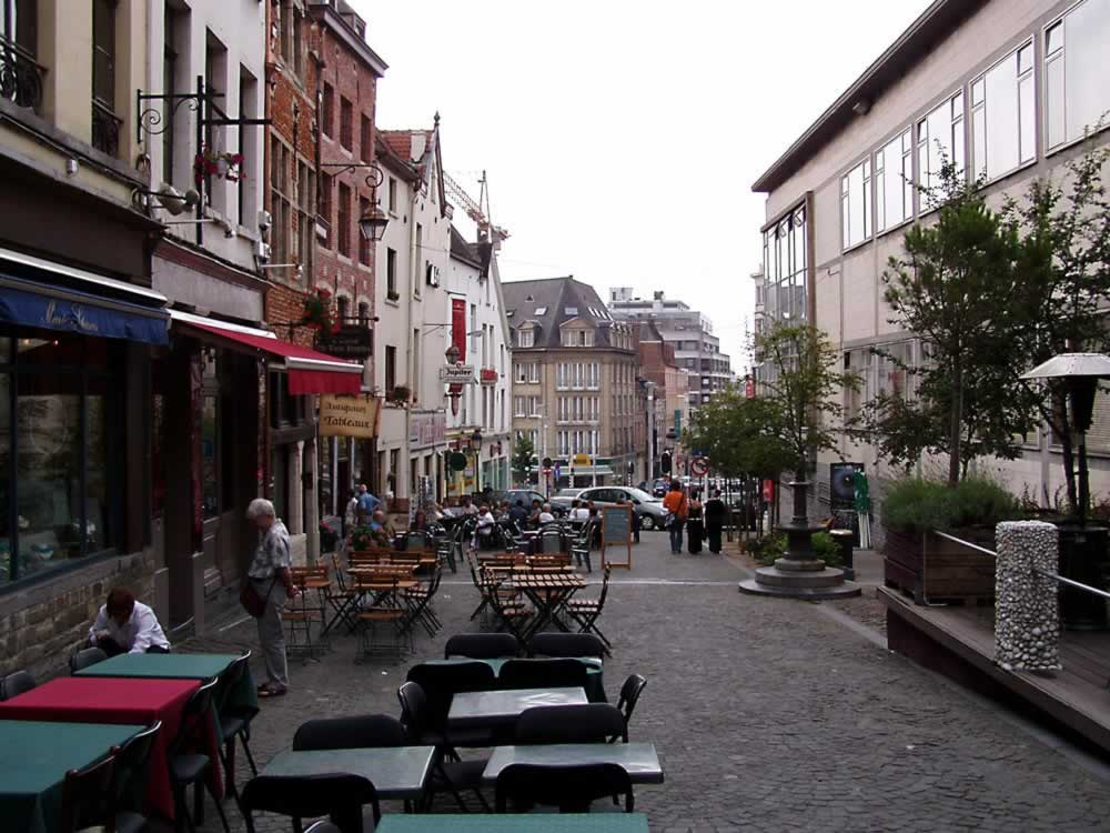 Visit Brussels On A Weekend From The City Center To