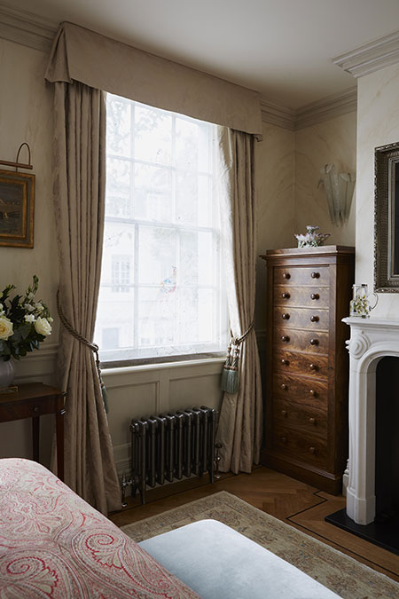 made to measure curtains blind shutters london violet george