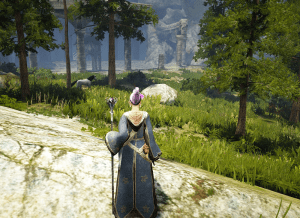 BDO Serendia Shrine Gate Horse Map
