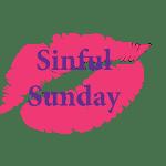 sinful sunday lips logo