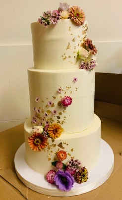 Baltimore Whimsical Wedding Cake Inspiration