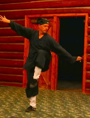 Sifu Tim Bruewer performed at the 3rd Annual Universal Consciousness Festival, Estes Park, CO, Sept. 2016.