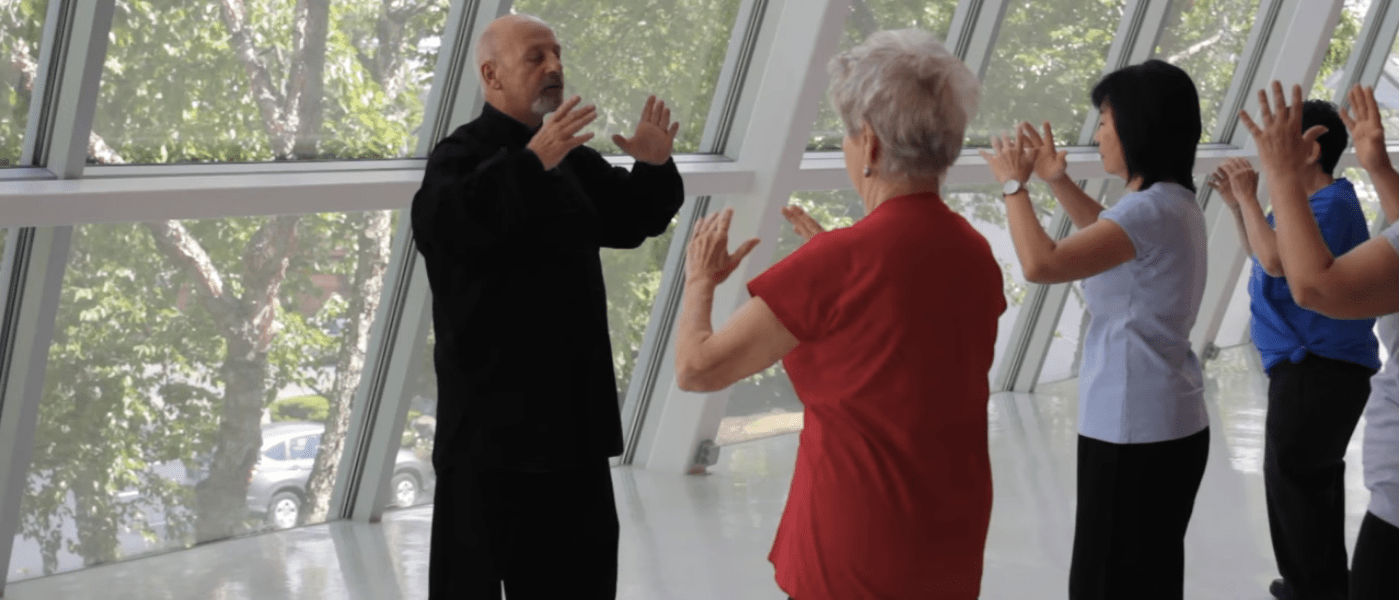 "Highly recommended: ""Qigong in Cancer Care"""