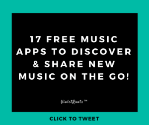 17 Free Music Apps To Satisfy Your Music Needs - These free music apps will satisfy all your music needs! If you want to discover or share music with your friends this list has the best apps on the market!
