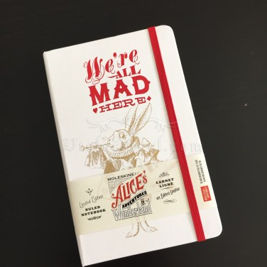 Limited Edition Notebook Alice