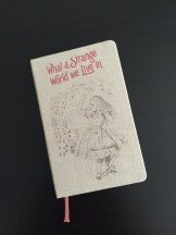 Limited Edition Notebook Alice - Online Exclusive