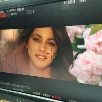 Ein Bild zum ersten Musikvideo.