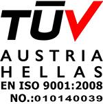 Μπάρες ασφαλείας αφαιρούμενες με πιστοποιητικό αντιδιάρρηξης - Τ 82