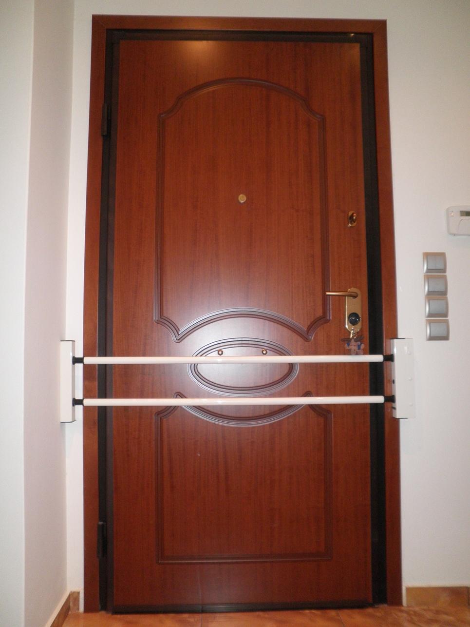Μπάρες Ασφαλείας για Κύρια Είσοδο