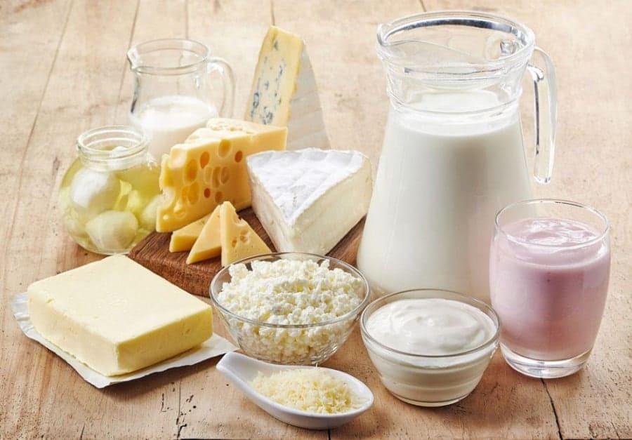 Piata produselor Lactate in Romania