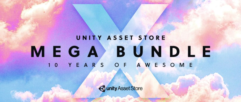 Unity mega bundles sale