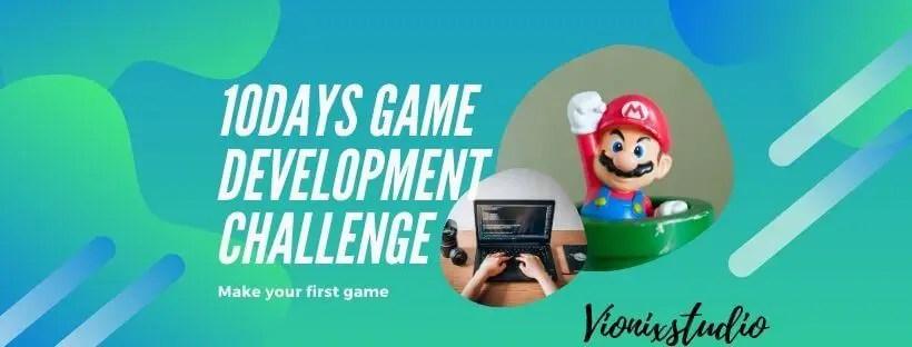 !0 days game development challenge
