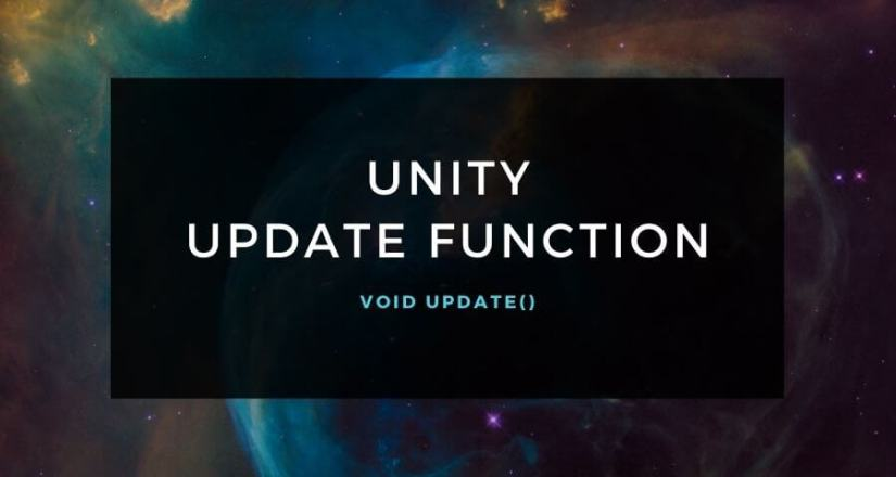 Unity Update Function