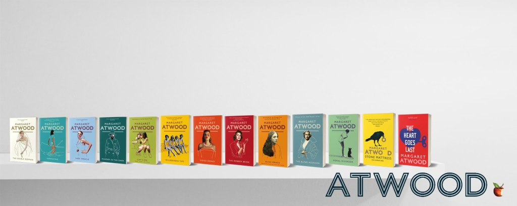 A complete list of Atwood Fiction