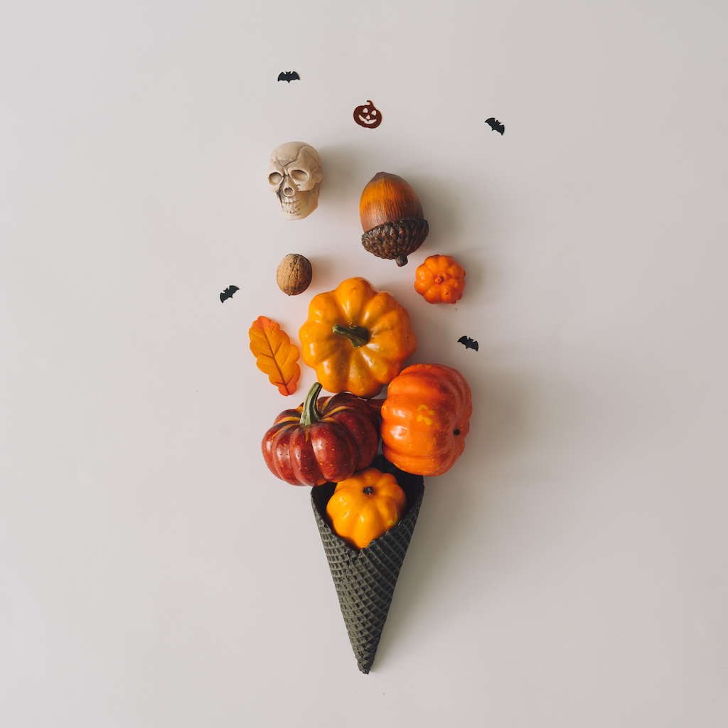 5 Photographers Share Pro Tips on Creating Top-Down Still Life Images — Use a Variety of Backdrops