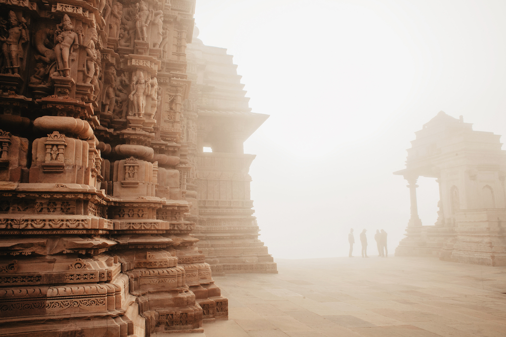 Travel Images - Temples in India