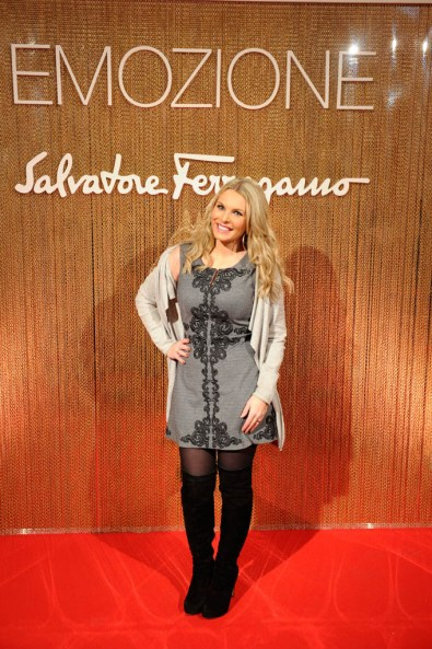 MUNICH, GERMANY - FEBRUARY 05: Salvatore Ferragamo Emozione Fragrance Launch event at Residenz on February 5, 2015 in Munich, Germany. (Photo by Lennart Preiss/Getty Images for Salvatore Ferragamo)