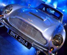 DC - Spy Museum - James Bond Car