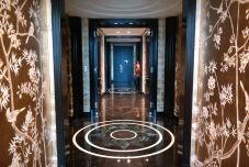 Exklusives Marmor Interieur