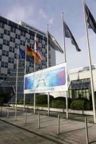 Veranstaltungsort war das Hotel InterContinental Berlin