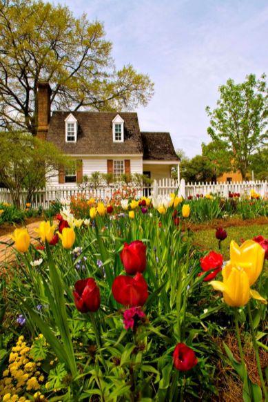 """Private und öffentliche Gartenanlagen können während der """"Historic Garden Week"""" besichtigt werden"""