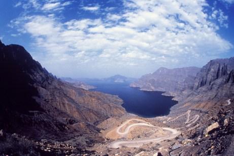 Faszinierende Landschaften erwarten den Besucher im Sultanat Oman Foto Copyright: Ministry of Tourism, Sultanate of Oman
