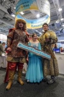 Kasachstan rückt näher an Europa und wird von Deutschland nonstop mit Air Astana angesteuert